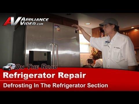 Refrigerator Repair Amp Diagnostic Not Cooling Ge R