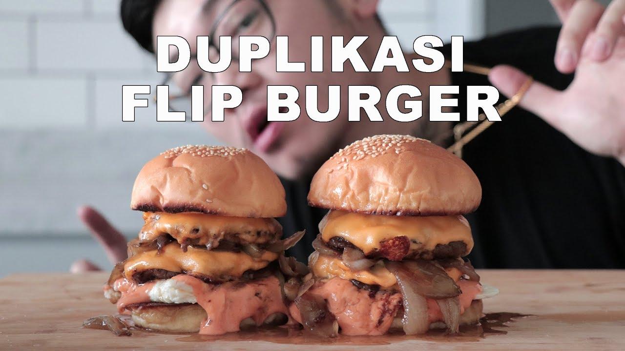 Duplikasi Flip Burger How To Make The Best Cheese Burger On Earth William Gozali