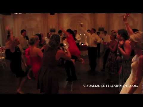 A High Energy Wedding w/ Visualize Entertainment