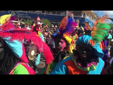 Sinterklaasintocht Curacao 2015 (Willemstad)