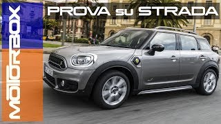 Mini Cooper S E Countryman All4 | Al volante della prima Mini ibrida