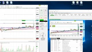 How To Trade Non Farm Payrolls With JOBB Futures Trading  Software-NFP DAX LIVE PROFT
