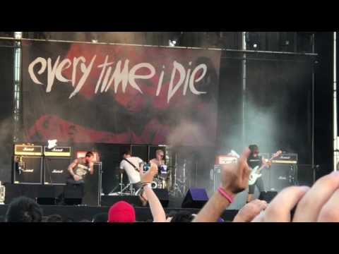 Every Time I Die - Roman Holiday + Glitches ( Download Festival Madrid 2017 ) mp3