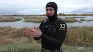 видео Гидрокостюмы для подводной охоты и Yamamoto