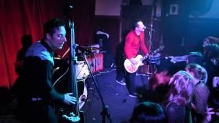The Peacocks - How Did They Do That, Letters To The Censors (Live) 15.11.2012