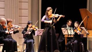 VALENTINA SVYATLOVSKAYA plays VIVALDI: The Summer - I. Allegro non molto