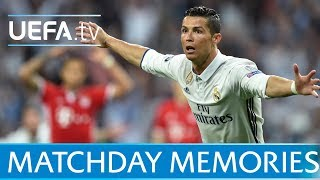 Matchday memories: Classic last-eight moments