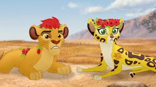 The Lion Guard Makini helps the paralyzed Guard