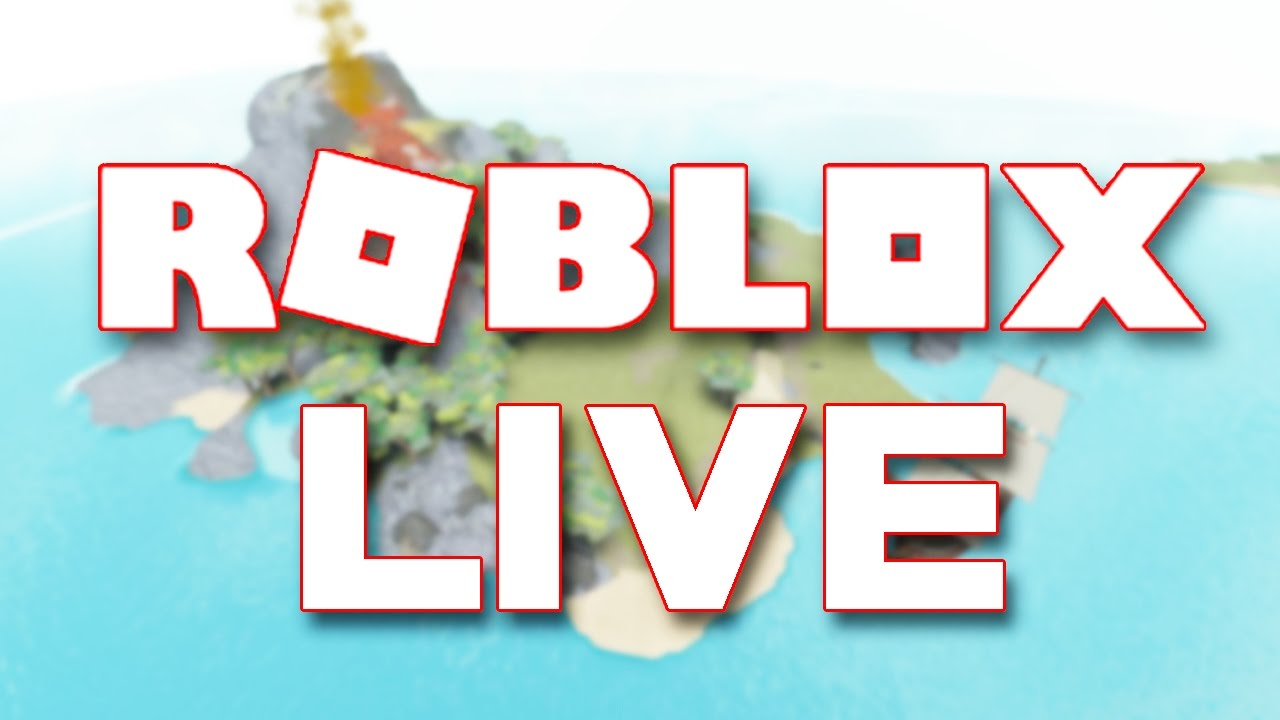 JENT PLAYS ROBLOX LIVE!