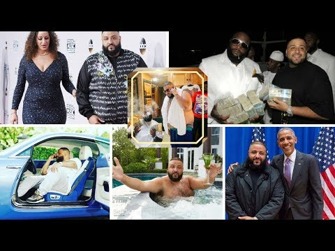 DJ KHALED Net Worth 2018 - Updated ( Cars, House, income,family)