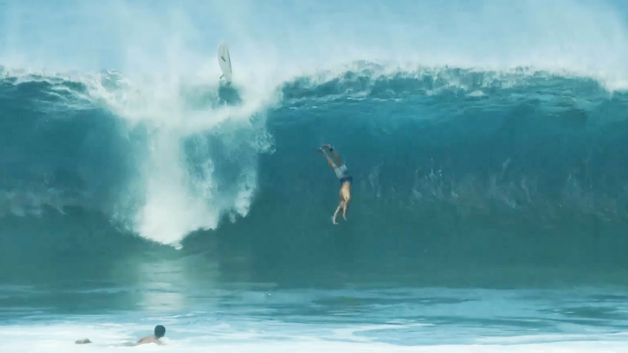 Inspirational Wallpapers With Quotes High Resolution Getting Pounded At Pipeline Biggest Wipeouts This Is