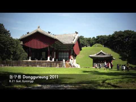 UNESCO World Heritage Site, Donggureung, KOREA / 구리 동구릉
