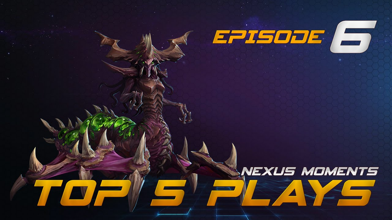 Download Heroes of the Storm - Top 5 Plays - Episode 6