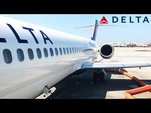TRIP REPORT: Delta Air Lines | Boeing 717-200 | Atlanta - Myrtle Beach | Economy