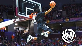 Malik Monk Wins Dunk Contest With EASE At Bass Pro T of C!