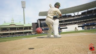 Ashes Cricket 2017 NEW CRICKET SHOTS (New Animations) (Xbox One PS4 PC)