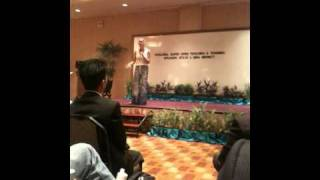 MONAVIE LEADER GINA MERRITT SPEECH AT HOTEL CITITEL MID VALLEY MALAYSIA