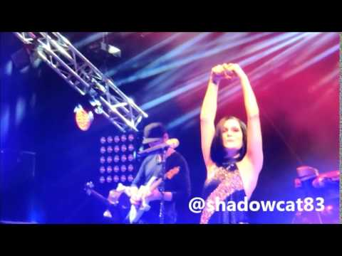 Jessie J You Don`t Really Know Me, Who You Are, Excuse My Rude - Caribana Festival 06.06.2014