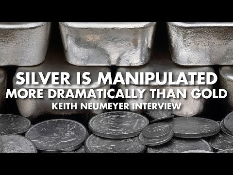 Silver Is Manipulated More Dramatically Than Gold - Keith Neumeyer Interview