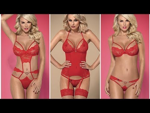 7b5598f404b04 Rhian Sugden wows fans in red-hot lacy lingerie for Valentine's Day ...