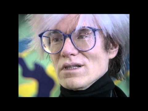 Andy Warhol interview on Campbell's Soup Cans