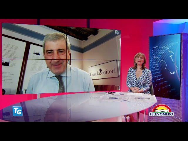 TELEVOMERO NOTIZIE IN COLLEGAMENTO CON L'EDITORE DIEGO GUIDA 12 MAGGIO 2021