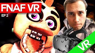 Max in VENTURI, FNAF VR ! (HTC VIVE) SPECIAL!
