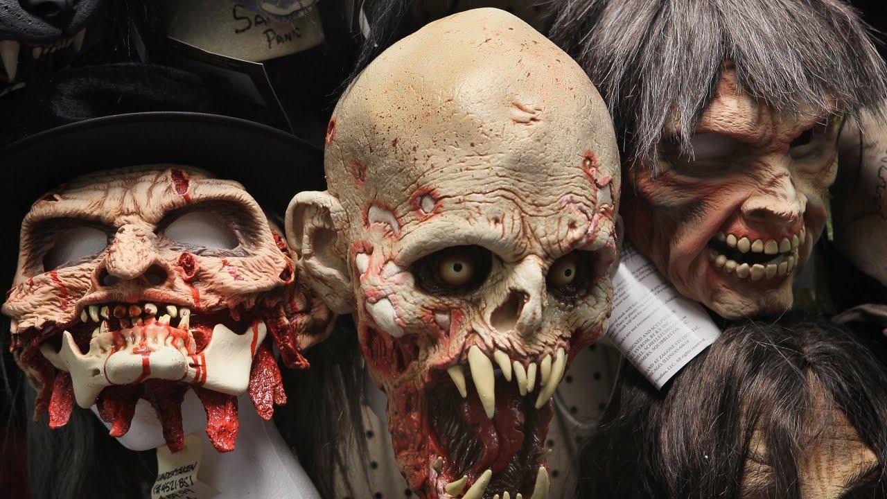 Nuevas Imagenes de Mascaras de Halloween 2015 YouTube