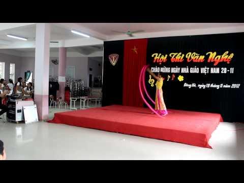 Lop 8A Trung Vuong Quang Tri 20 thang 11