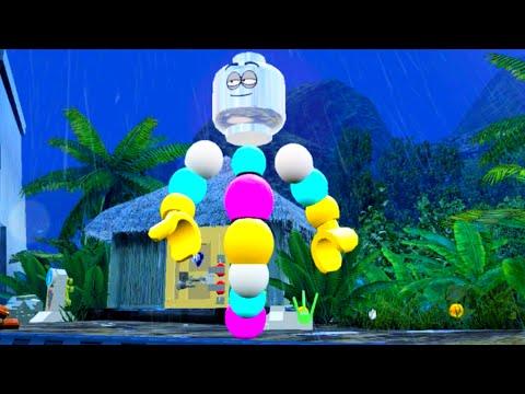 LEGO Jurassic World Mr. DNA Free Roam Gameplay & Ability Showcase