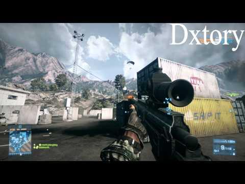 Battlefield 3 - Record testing (Fraps vs. Bandicam vs. Dxtory)