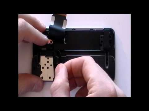 T-Mobile G2 LCD Screen Replacement Repair Take Apart Guide