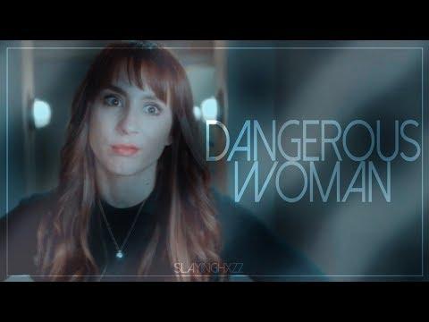 Alex Drake || Dangerous Woman