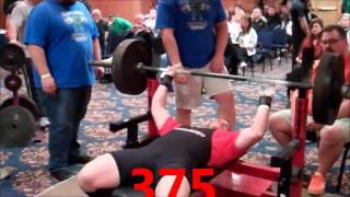 Matt Deese - 1450 Total