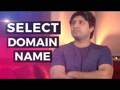 Website Ka Naam Kya Rakhe | How To Choose A Domain Name For Business