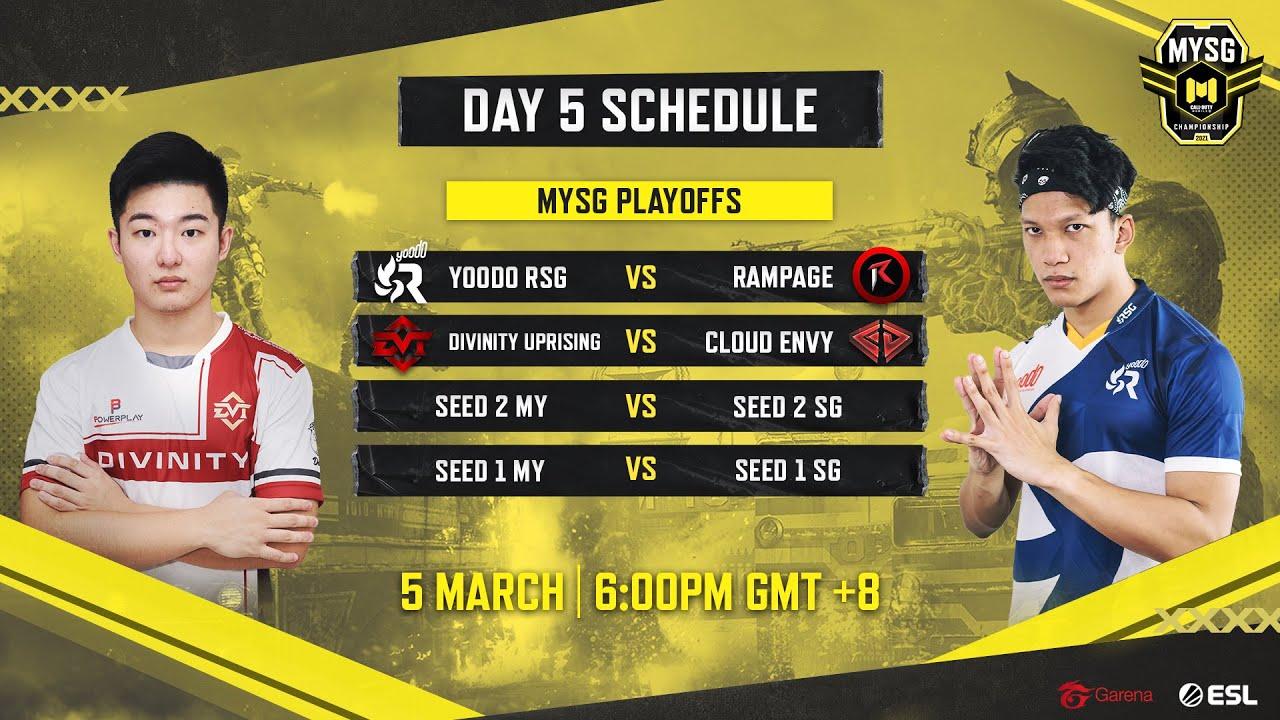 🔴 LIVE MYSG Championship: MYSG Playoffs