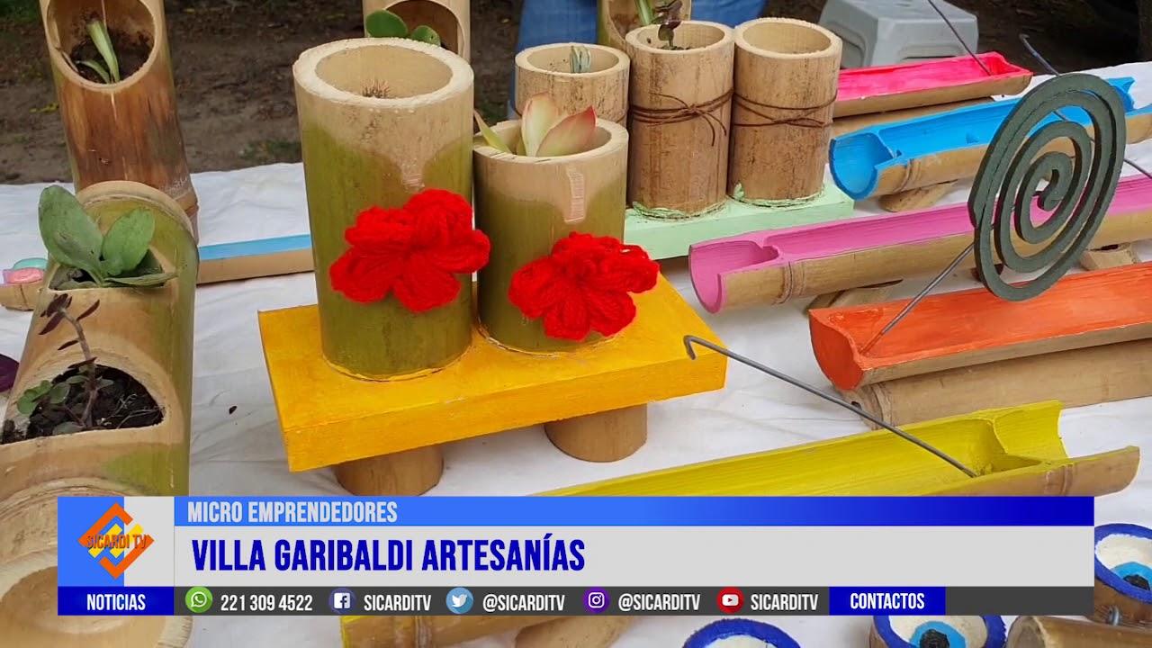 MICRO EMPRENDEDORES: Hoy Villa Garibaldi Artesanías.