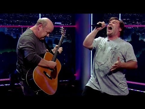Tenacious D | Classico Live | The Late Late Show with Craig Ferguson [HD]