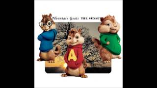 13 Pale Green Things [The Mountain Goats] CHIPMUNK'D