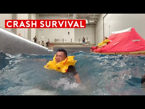 How To Survive Airplane Crash - Ditching, Fire, Jungle and Arctic