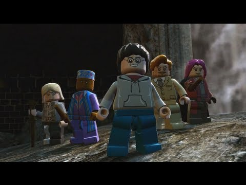 LEGO Harry Potter And The Order Of The Phoenix FULL MOVIE