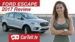 2017 Ford Escape Review | CarTell.tv