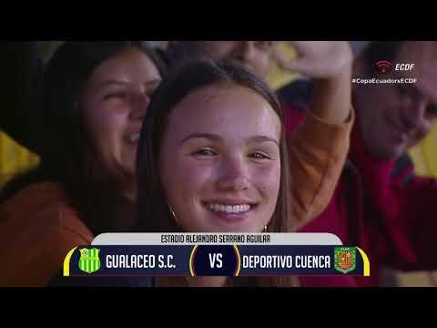 Copa Ecuador | Gualaceo vs Deportivo Cuenca | 16avos de final | IDA