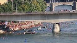 Rheinschwimmen Basel 2016