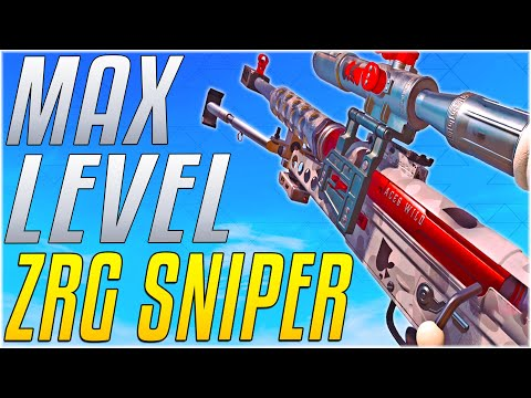 BEST ZRG SNIPER LOADOUT - Warzone's New Sniper!! [Cold War Warzone] - IceManIsaac