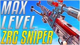 BEST ZRG SNIPER LOADOUT - Warzone's New Sniper!! [Cold War Warzone]