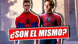 Análisis al segundo trailer de Spider-Man: Into The Spider-Verse