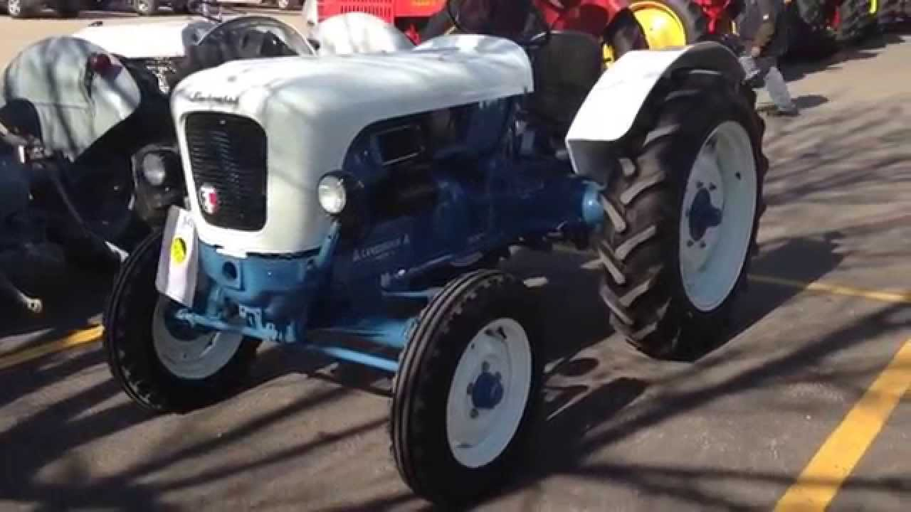 Antique lamborghini tractor for sale