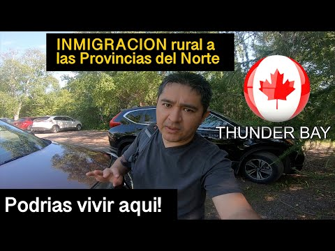 Vivir en Thunder Bay
