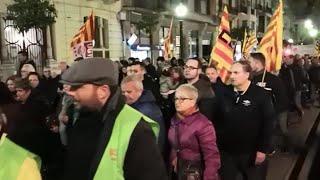 1.600 Manifestantes En Tarragona Para Pedir Más Seguridad De La Petroquímica (3)
